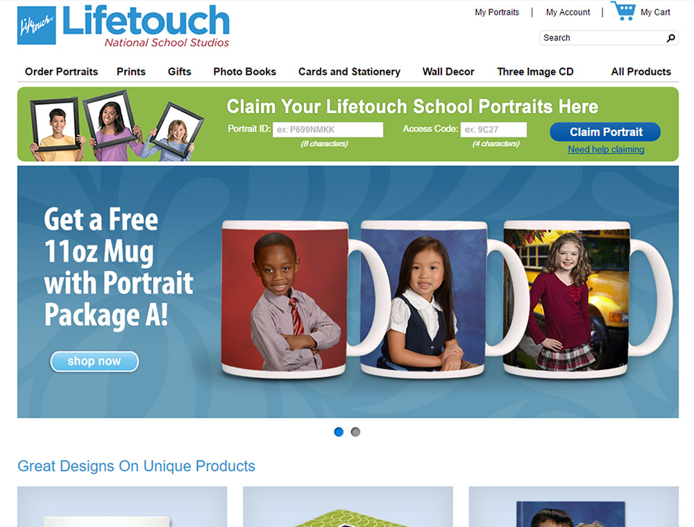 Lifetouch preschool portraits coupon code