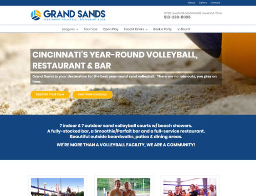 Grand Sands Volleyball